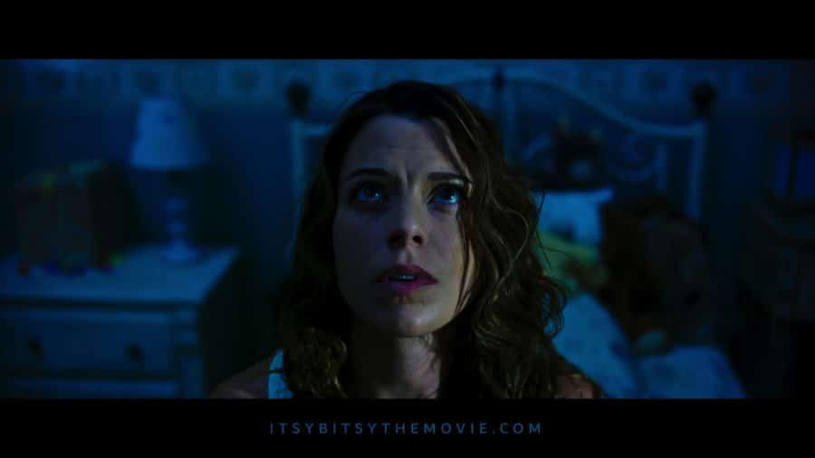 [Trailer] Horror Film ITSY BITSY Crafts a Web of Fright
