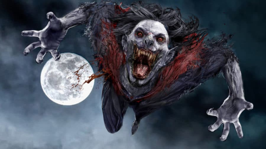 MORBIUS THE LIVING VAMPIRE Eyed by Sony for Next Adaptation