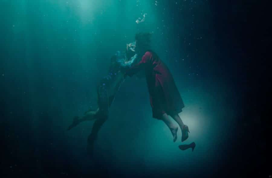 Final Red-Band Trailer For THE SHAPE OF WATER Swims Into View
