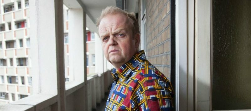 Toby Jones in Kaleidoscope