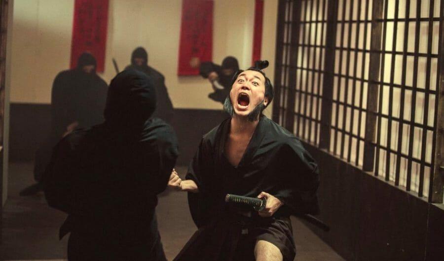[Ithaca Fantastik Review] Trashy Samurai Mockumentary TOP KNOT DETECTIVE