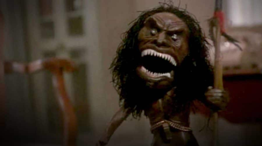 Iconic Horror Anthology TRILOGY OF TERROR Comes to Blu-ray