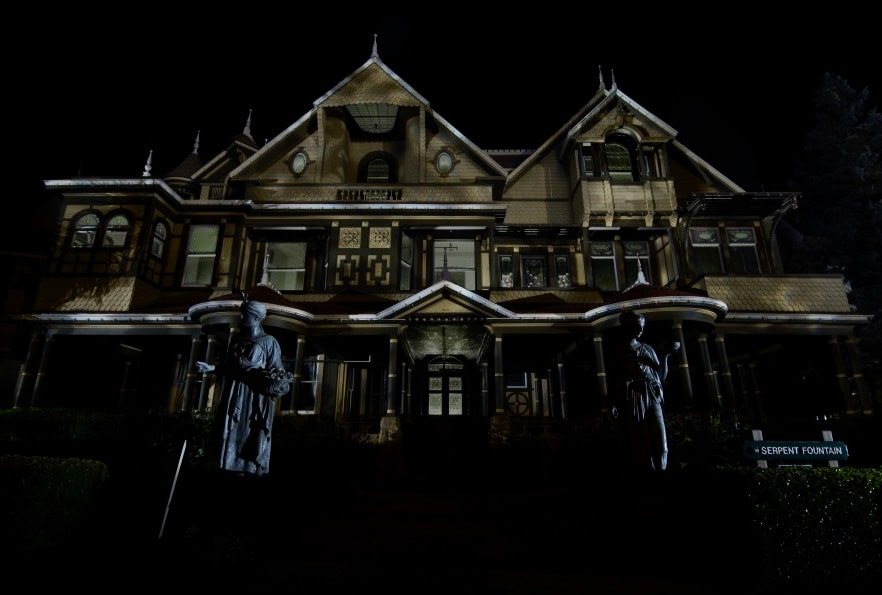 See the Spirits of the Winchester Mystery House on a Candlelit Halloween Tour