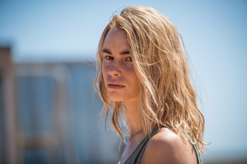 Lucy Fry in Wolf Creek