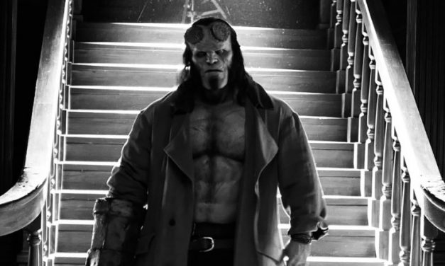 Neil Marshall's HELLBOY Remake Finally Has a Release Date