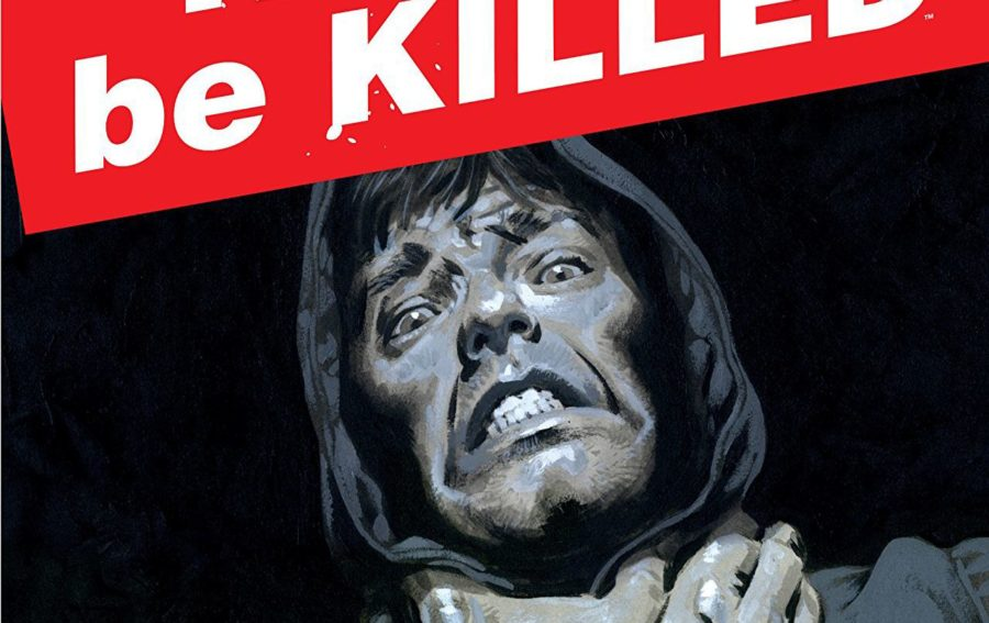 Dark Comic Book KILL OR BE KILLED Being Adapted for the Screen