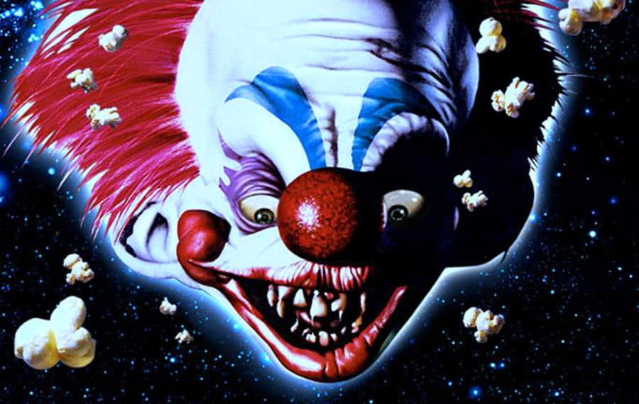 'Killer Klowns' is Returning to Blu-ray Courtesy of Arrow Video