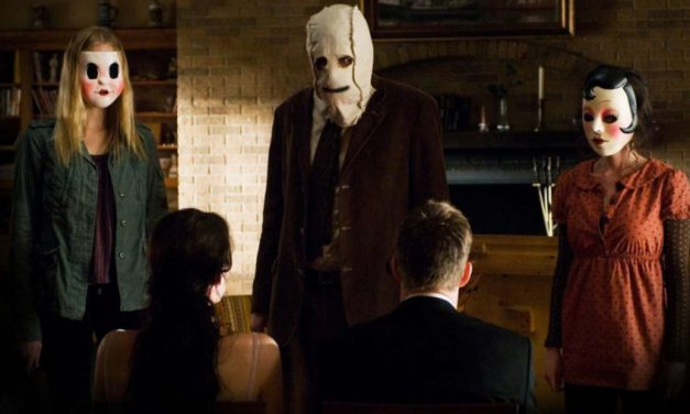 Scream Factory Unveils Cover Art for THE STRANGERS Collector's Edition