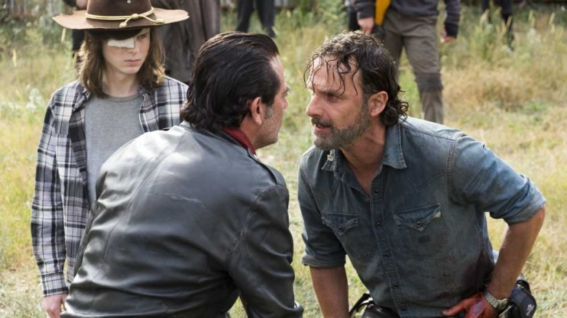 What To Expect When You're Expecting THE WALKING DEAD Season 8