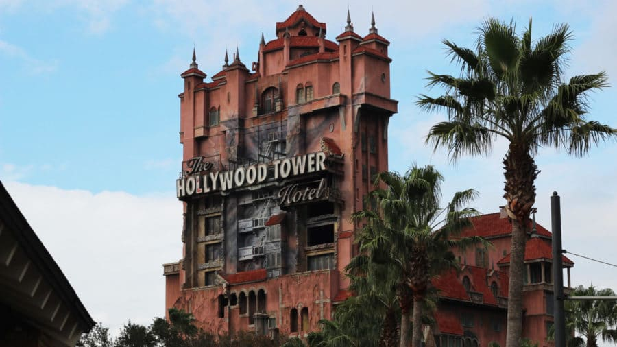 Going Up? Bring Home a Piece of THE TWILIGHT ZONE TOWER OF TERROR at Disney Auction