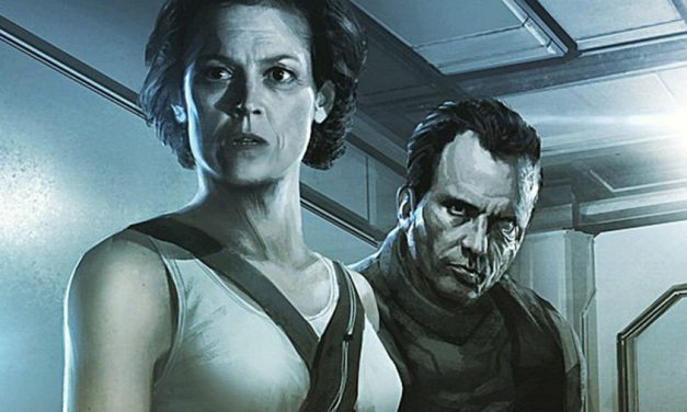 Blomkamp Offers More Art From Lost ALIEN Project