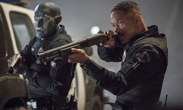 Dazzling Trailer For Netflix Original BRIGHT Shows Off Action & Comedy