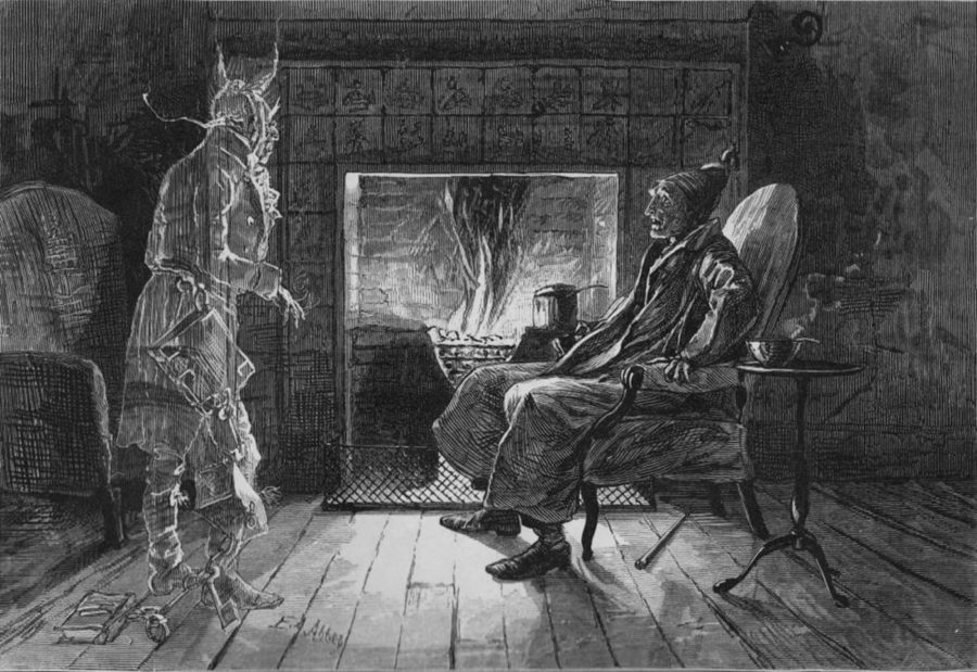 And To All A Good Night: Scary Ghost Stories of Christmases Long, Long Ago
