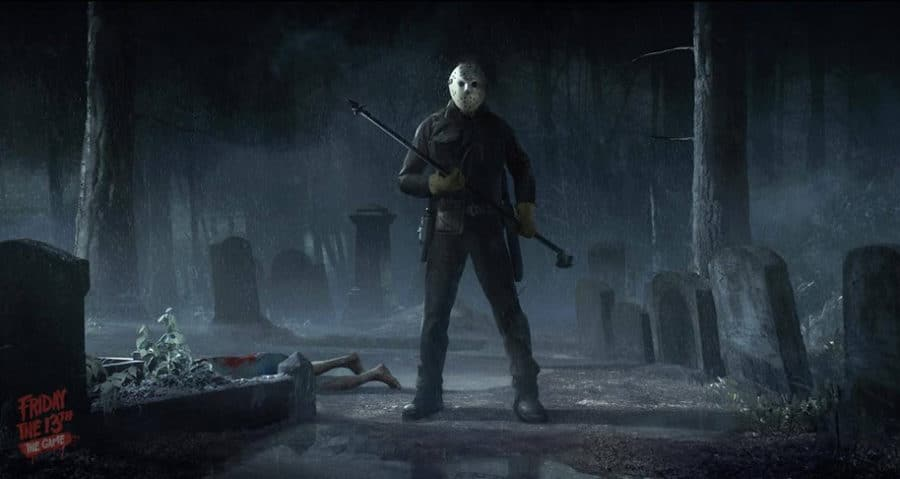 [UPDATE] FRIDAY THE 13TH: THE GAME Offers Single Player, Jason X Map, and Uber Jason!