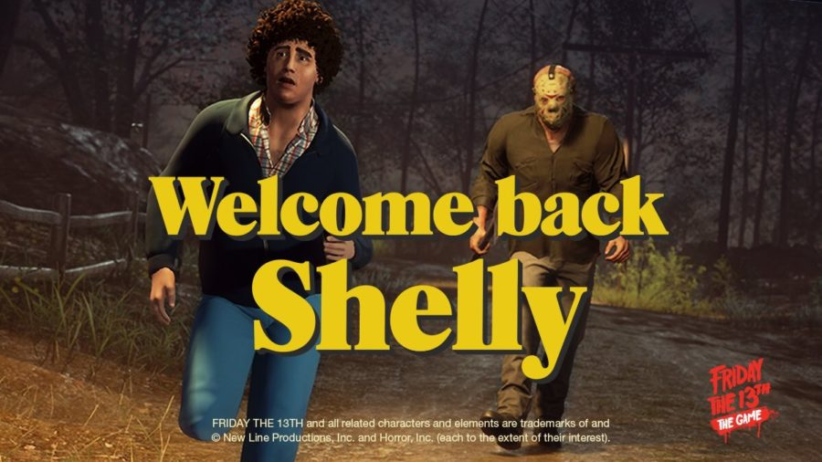 Camp Crystal Lake Welcomes Back Shelly Finkelstein in Friday The 13th: The Game