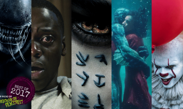 [Podcast] Nightmare on Film Street's Top 10 Horror Films of 2017