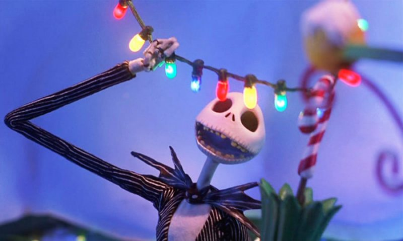 nightmare before christmas holiday horror