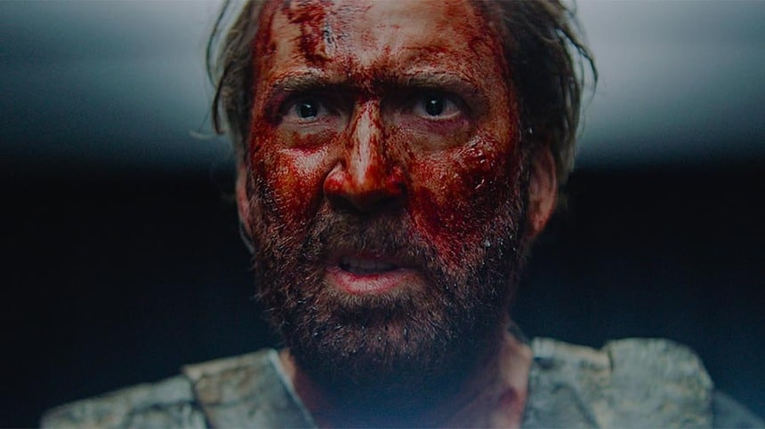 Nicolas Cage Talks Horror Influences for Role in MANDY