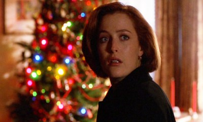 I Want To Believe.. That Santa is an Alien: Vintage Christmas X-Files TV Spot