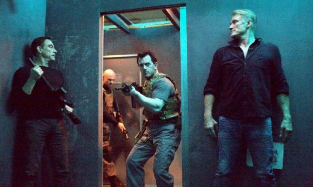 Van Damme and Lundgren Share the Screen in BLACK WATER