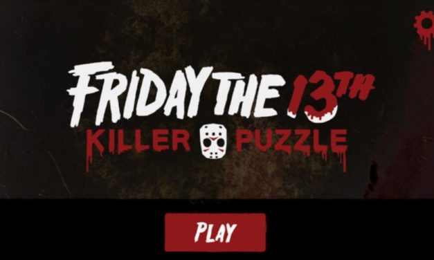 Jason Slashes Onto Mobile Phones with FRIDAY THE 13TH KILLER PUZZLE Game