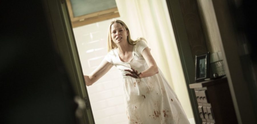 [Review] INSIDE Is A Decent Home Invasion Thriller…Unless You've Seen The Original