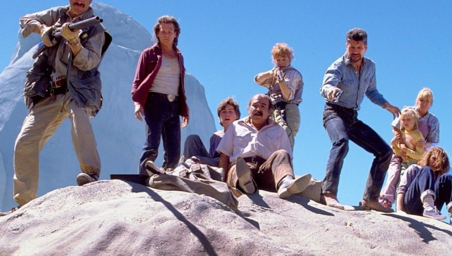 Tremors-cast