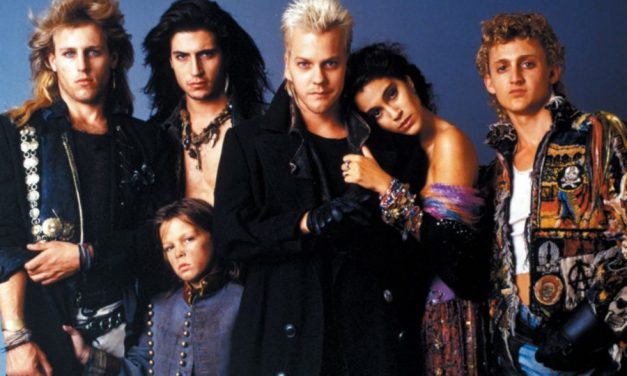 Plot Details for THE LOST BOYS Series Pilot Ordered by CW