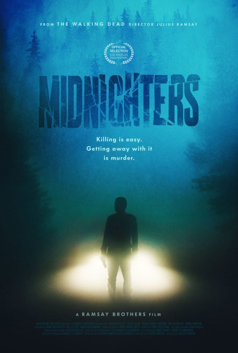 Poster for Midnighters