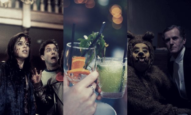 7 Perfect Pairings: Horror Movies and Cocktails for a Valentines Day In