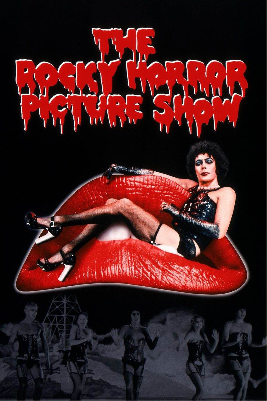 """Poster for the movie """"The Rocky Horror Picture Show"""""""