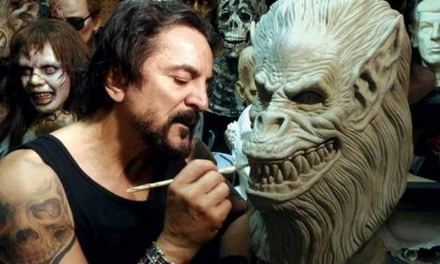 [TRAILER] Travel Back in Time for Tom Savini's FLICKER Web Series