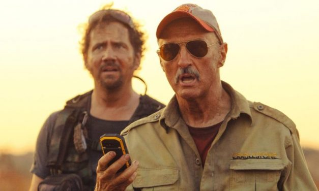 Sneak Peek at TREMORS: A COLD DAY IN HELL with Promo Photos