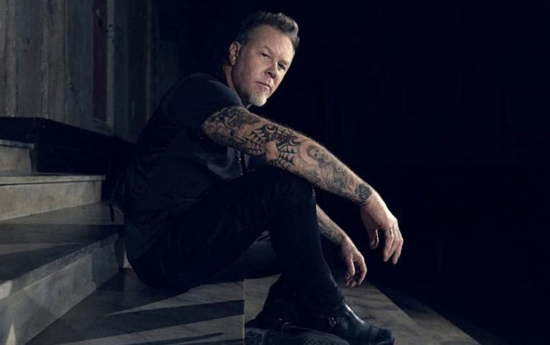 james hetfield extremely shocking and wickedly vile
