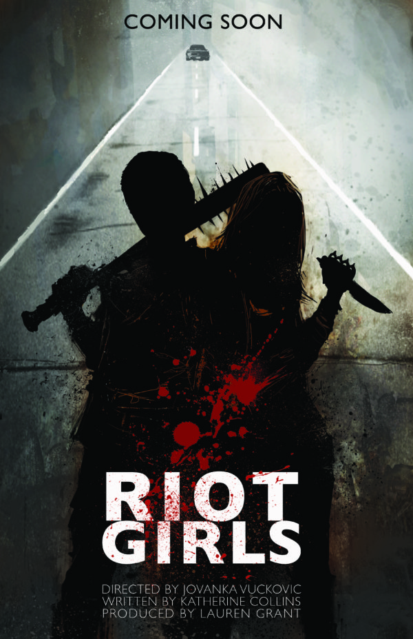 [First Look] Jovanka Vuckovic's RIOT GIRLS Promises Post-Apocalyptic Punk Rock Fun