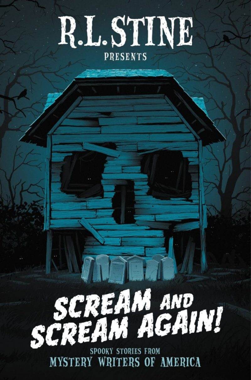 SCREAM AND SCREAM AGAIN! R. L. Stine Set to Release 6th Book of the Year in July