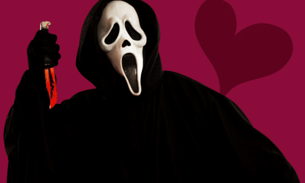 8 Horror Movie Themed Valentine's Day Cards for Your Sick, Twisted Sweetie