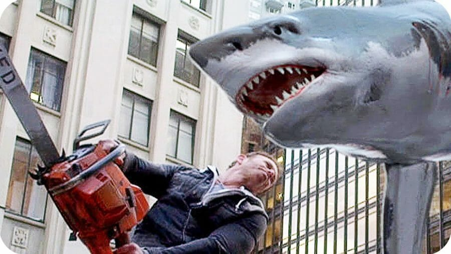 Teaser Trailer for SHARKNADO 6 Takes Us Back in Time