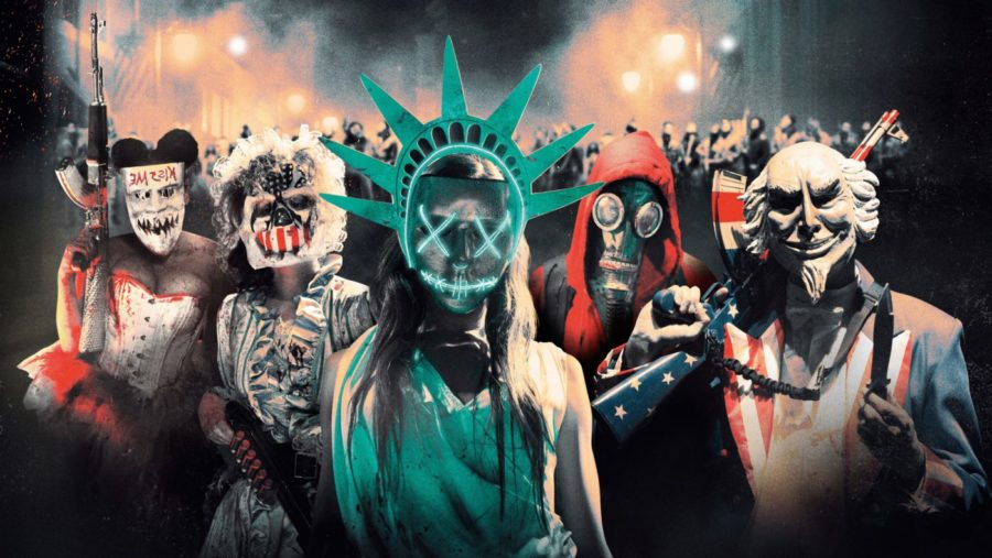 the purge television series