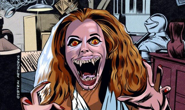 FRIGHT NIGHT Comic Series Rises From the Dead