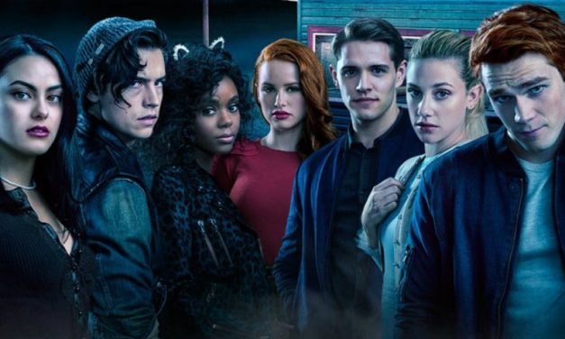 RIVERDALE Gets Bloody With CARRIE Adaptation