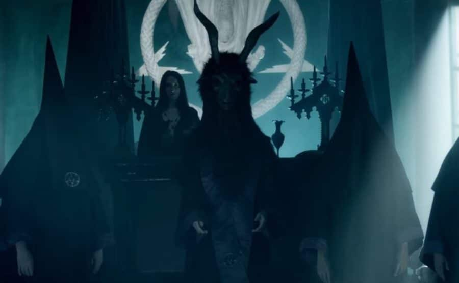 LUCIFERINA Is Summoned to DVD, Bluray, and Streaming Services