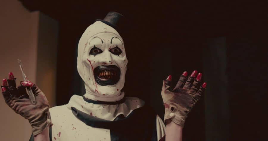 terrifier dread central presents