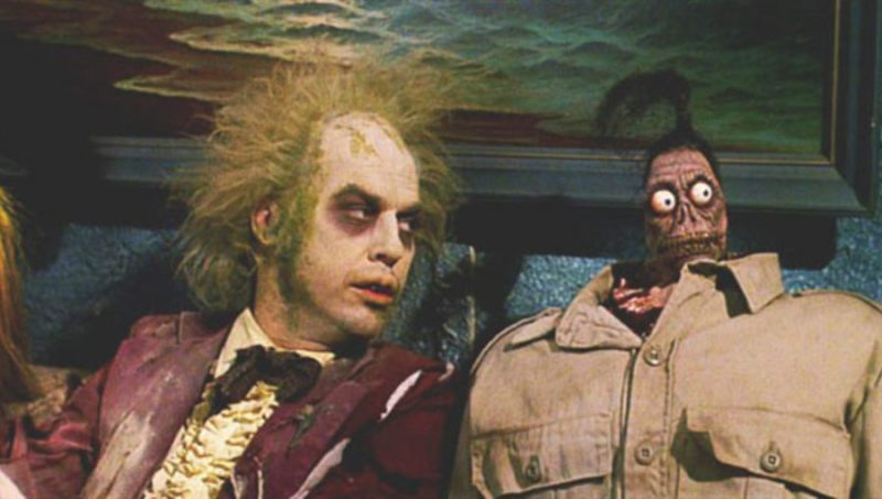 Take A Number The 10 Best Background Characters From Beetlejuice Nightmare On Film Street