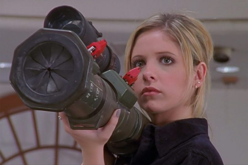 buffy the vampire slayer innocence