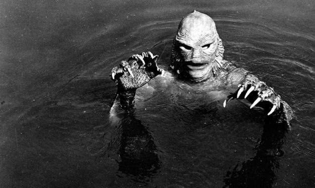 Swimming With The Yacuruna: The Myth That Inspired THE CREATURE FROM THE BLACK LAGOON
