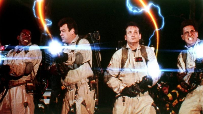 ghostbusters 1984 proton pack