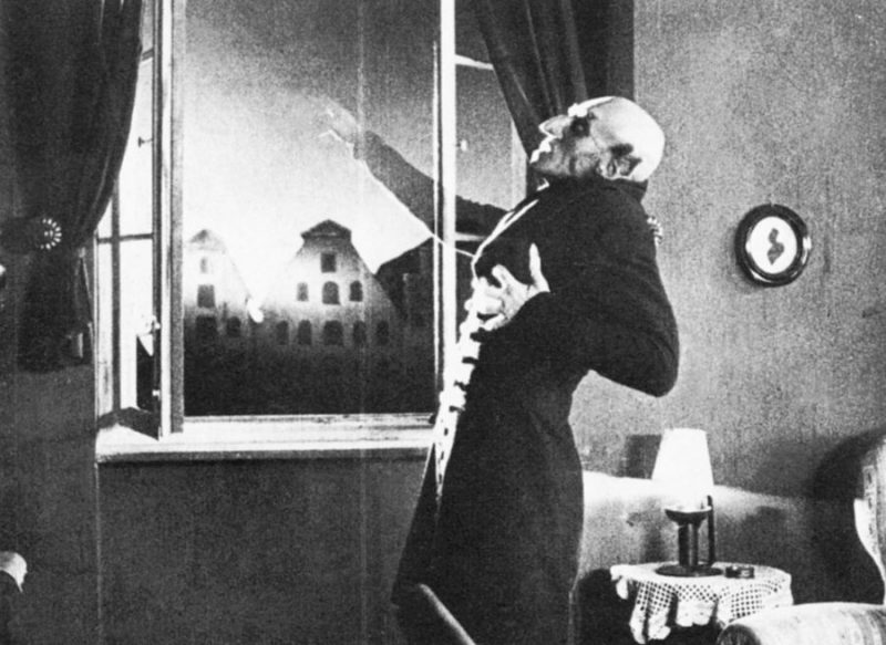 Legacy of the Vampire: NOSFERATU, A SYMPHONY OF HORRORS