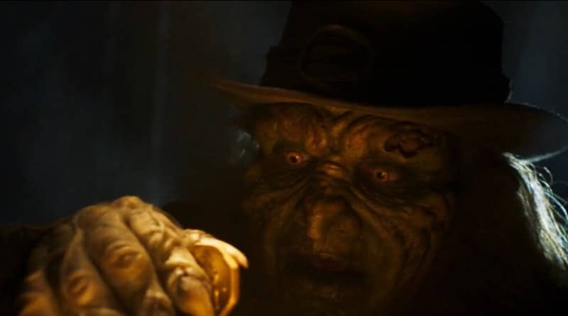 SyFy Announces LEPRECHAUN RETURNS with THE VOID Director Steven Kostanski