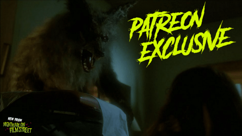 nightmare on film street horror podcast wide patreon exclusive the howling vs an american werewolf in london (1)
